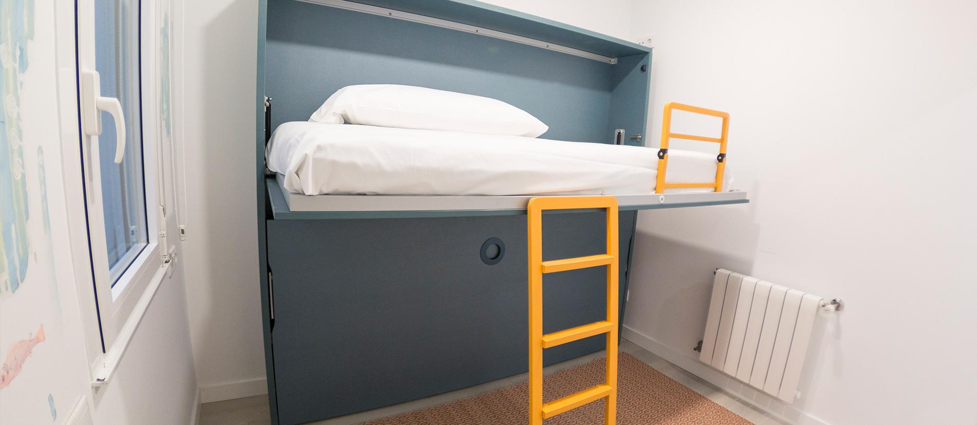habitación apartamento