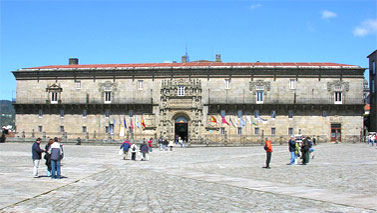 Royal Hospital of Santiago